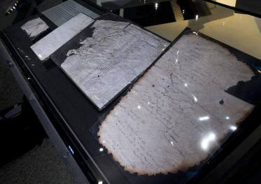 museum case